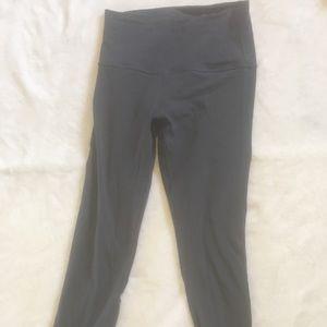 Lululemon Align Pant Charcoal